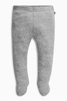 Grey Leggings (0mths-2yrs)