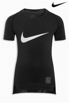 Nike Pro Cool Compression Short Sleeve Top