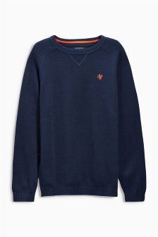 Basic Crew Neck (3-16yrs)