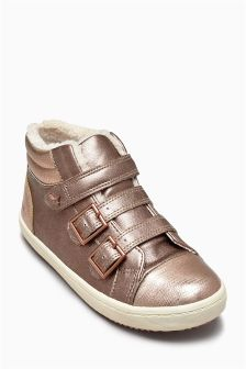 Buckle Hi Tops (Older Girls)