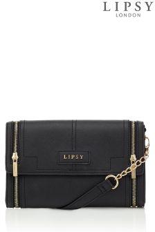 Lipsy Zip Cross Body Bag