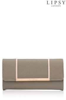 Lipsy Large Fold-Over Purse