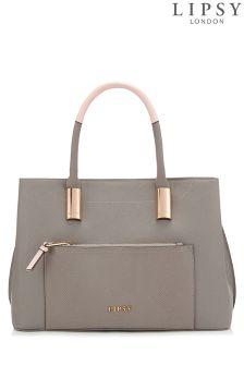 Lipsy Pocket Tote Bag