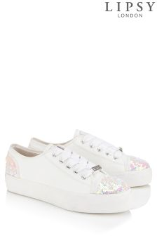 Lipsy Sparkle Trainers