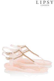 Lipsy Jewel Gladiator Sandals