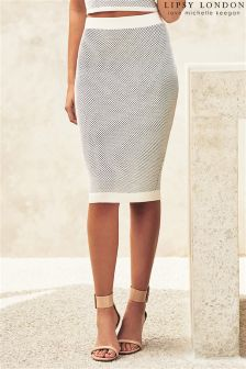 Lipsy Love Michelle Keegan Co-ord Knit Pencil Skirt