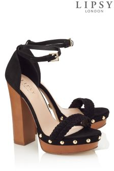 Lipsy Ankle Strap Clog