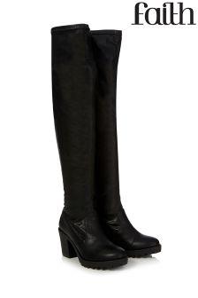 Faith Over-the-knee Boot