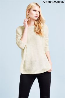 Vero Moda Ribbed Detail Jumper