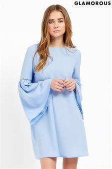 Glamorous Bell Sleeve Dress