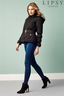 Lipsy Quilted Puffer Jacket