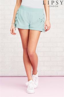 Lipsy Lace Up Shorts