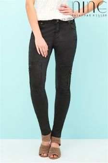 Nine By Savannah Miller Cargo Jeans