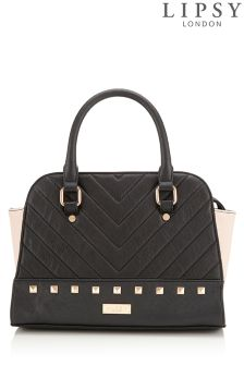 Lipsy Studded Quilt Bag
