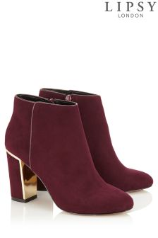 Lipsy Heel Ankle Boot