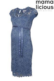 Mamalicious Maternity New Cap Sleeve Jersey Dress
