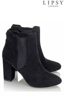 Lipsy Elastic Ankle Boot