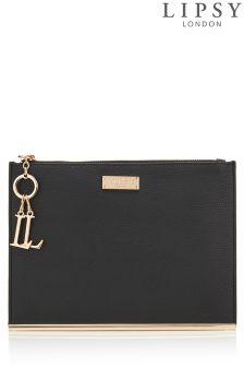 Lipsy Classic Clutch Bag