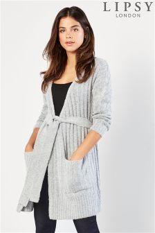 Lipsy Longline Knitted Cardigan