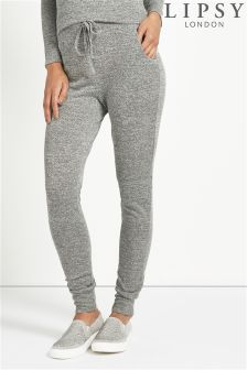 Lipsy Lace Up Joggers
