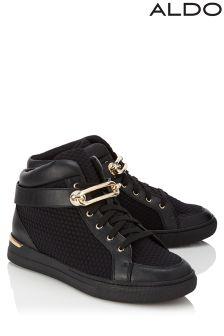 Aldo Round Toe Lace Up Shoes