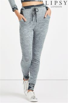 Lipsy Camo Trim Cropped Joggers