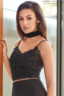 Lipsy Love Michelle Keegan Lace Bralet