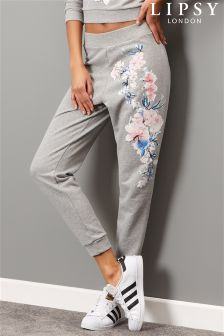 Lipsy Floral Joggers