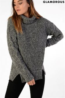 Glamorous Chunky Knit Jumper
