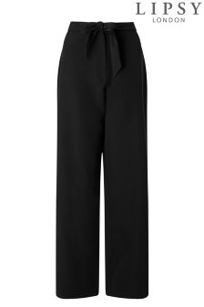 Lipsy High Waisted Wide Leg Trouser