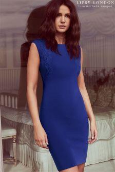 Lipsy Love Michelle Keegan Applique Detail Dress