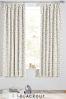 Happy Elephant Blackout Pencil Pleat Curtains