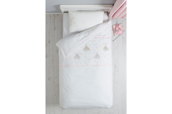 Florence Fairy Embroidered Bed Set