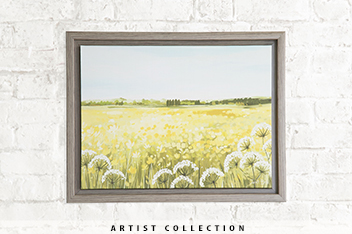 Artist Collection Meadow By Janet Bell Frame