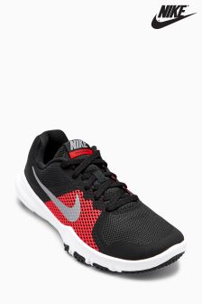 Nike Black Red Flex TR Control