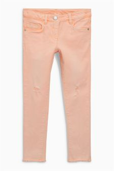 Skinny Jeans With Accessory (3-16yrs)