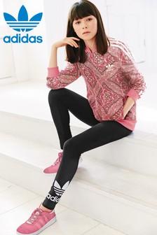 adidas Originals Black Trefoil Legging