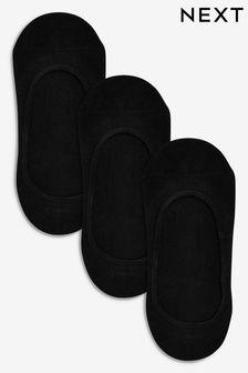 Cotton Footsies Three Pack