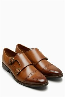 Burnished Monk Strap