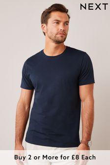 T-Shirt mit Rundausschnitt