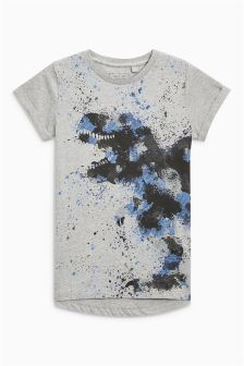 Dino Splat T-Shirt (3-16yrs)