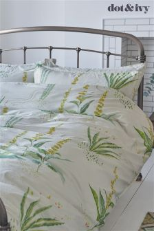 Dot and Ivy Botanical Bed Set