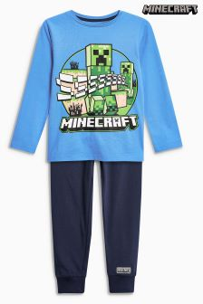 Minecraft Pyjamas (3-12yrs)