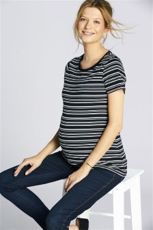 Maternity Short Sleeve Tee