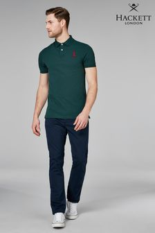 Hackett Navy Trinity CF Twill Five Pocket Trouser