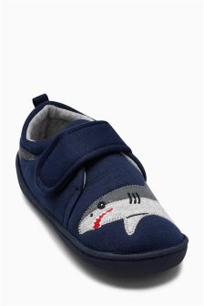 Shark Slippers (Younger Boys)