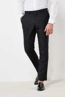 Signature Tuxedo Suit: Taped Trousers