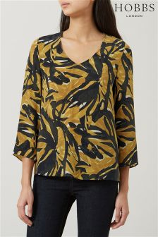 Hobbs Gold Chrissie Top