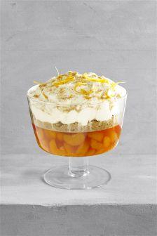 Glass Trifle Bowl