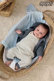 Lyle & Scott Golf Navy Functional Check 1/4 Zip